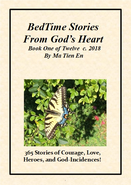 BedTime Stories From God's Heart Book 1