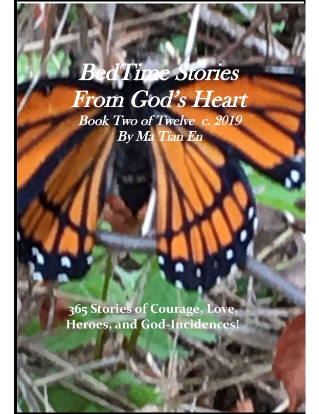 BedTime Stories From God's Heart Book 2